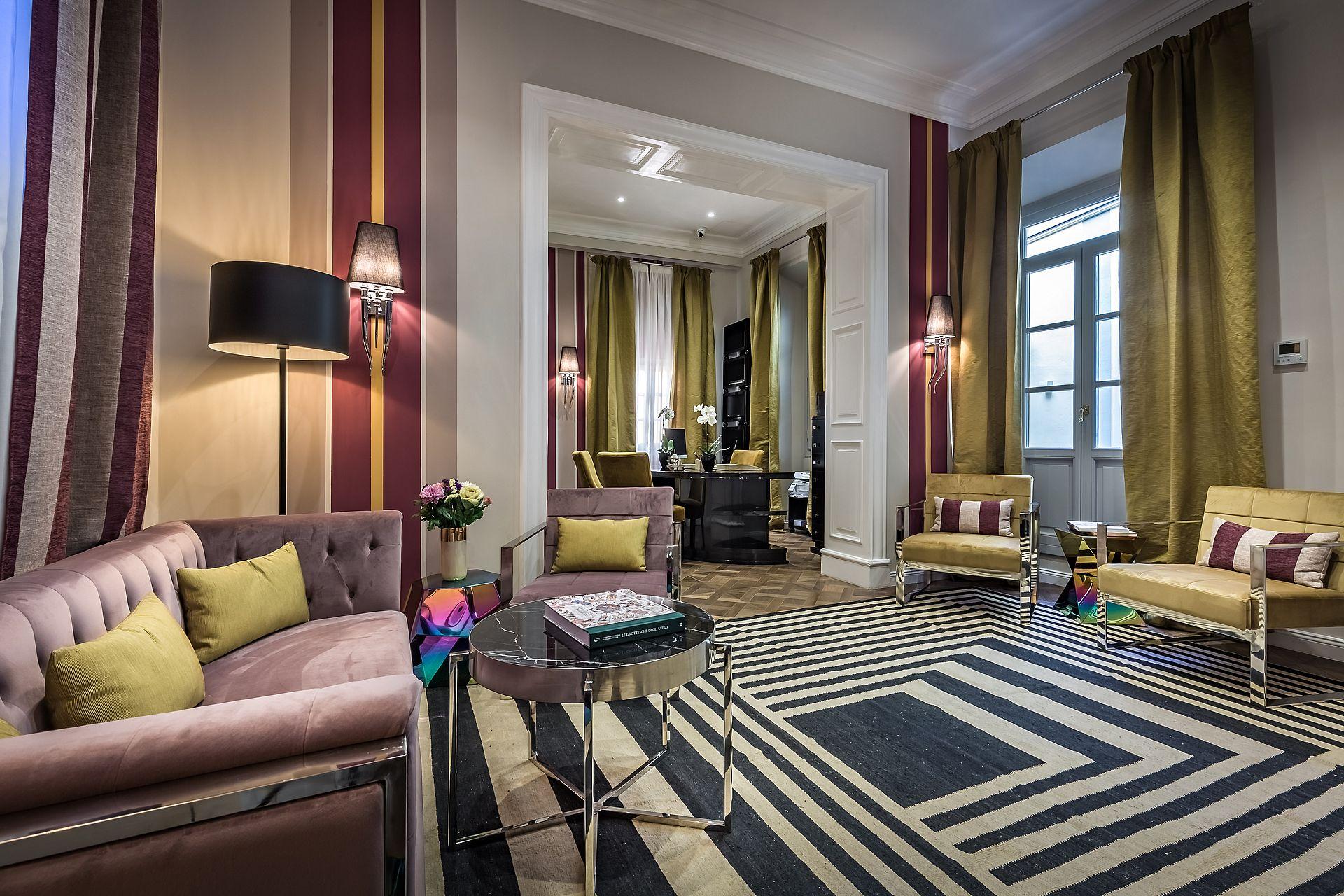 Arte Boutique Hotel Florence Official Site